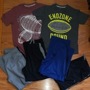 Athletic wear bundle